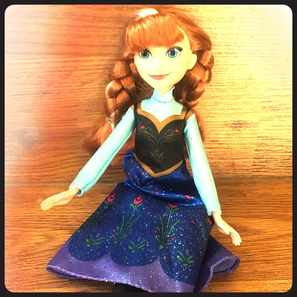 Barbie like doll